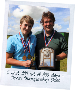 Devon Skeet Championships at Broadmoor SG